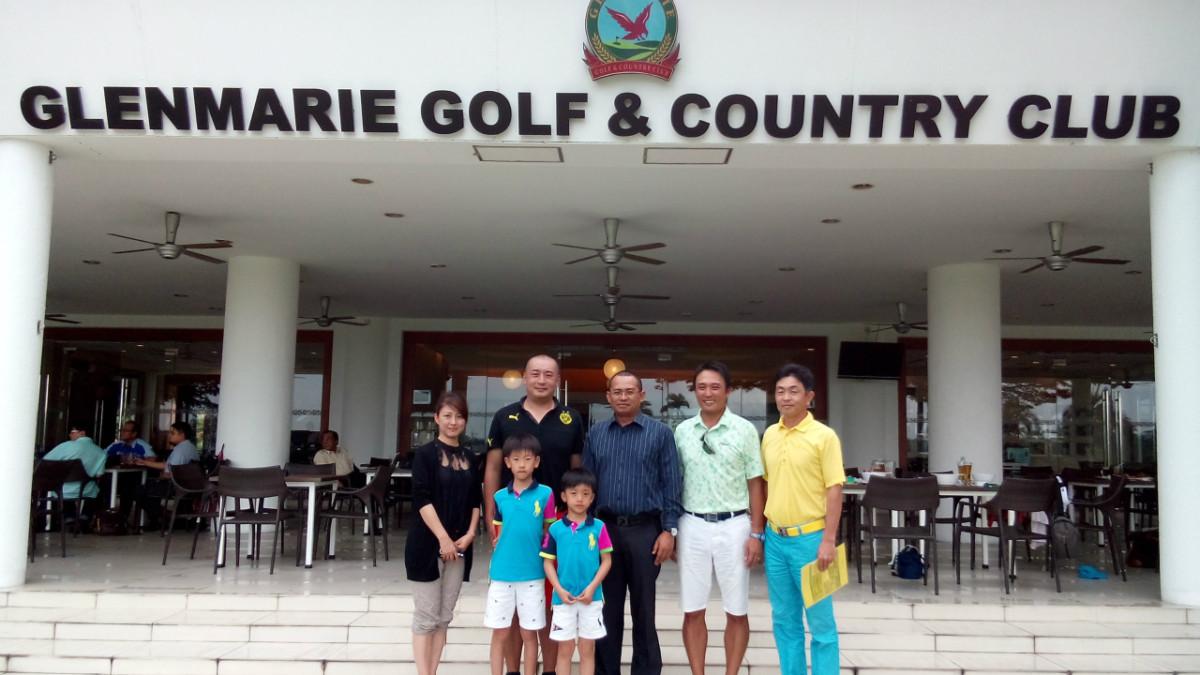 グレンマリーゴルフ マレーシアゴルフ場 クアラルンプール