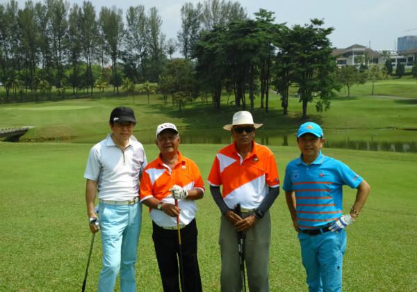 ケラブ・ラーマン・プトラ・マレーシア マレーシアゴルフ場 クアラルンプール