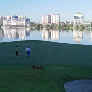 ザ マインズリゾート マレーシアゴルフ場 クアラルンプール