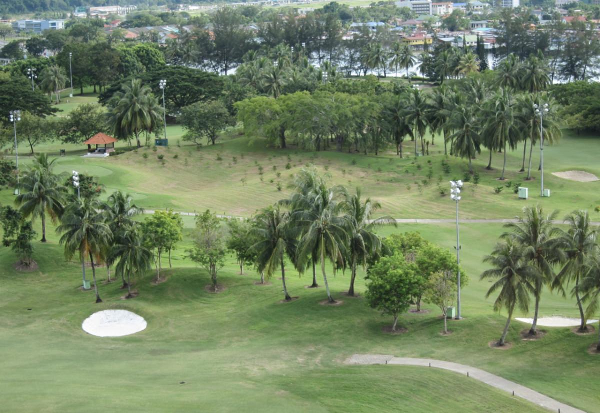 ステラハーバーゴルフ マレーシアゴルフ場