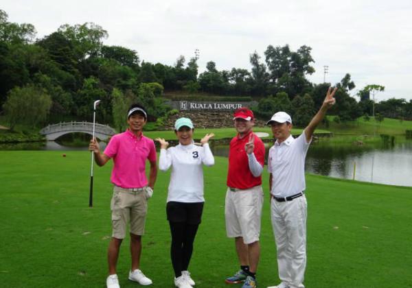 TPCクアラルンプール マレーシアゴルフ場 クアラルンプール