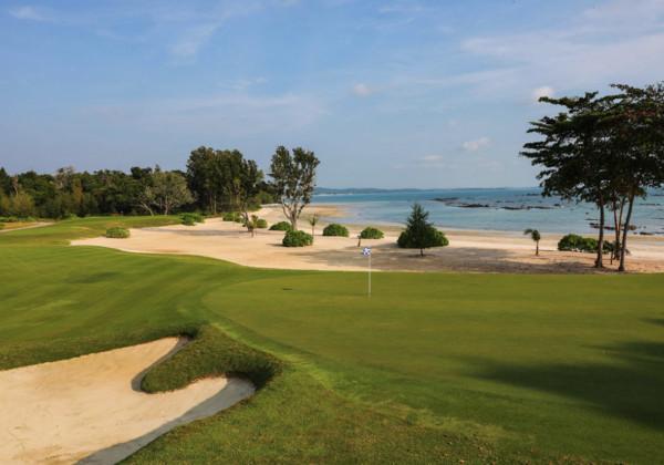 エルスクラブ・デサル オーシャン マレーシアゴルフ場 ジョホールバル