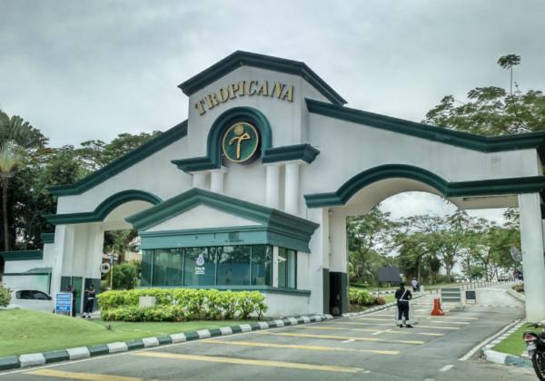 トロピカーナゴルフ マレーシアゴルフ場 クアラルンプール