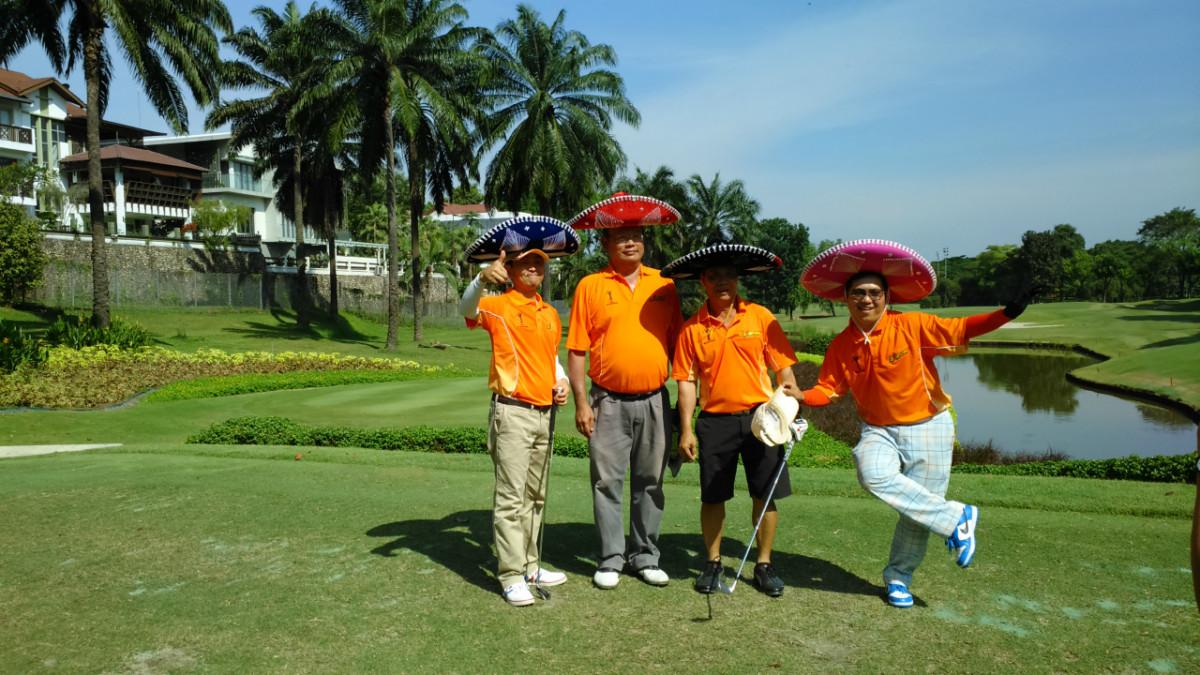 コタ・プルマイ・ゴルフ マレーシアゴルフ場 クアラルンプール